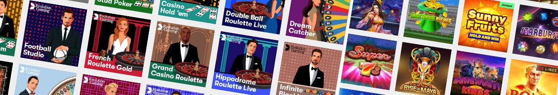 10bet casino games