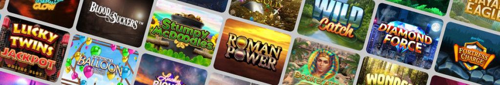 Slot games | Arab casino