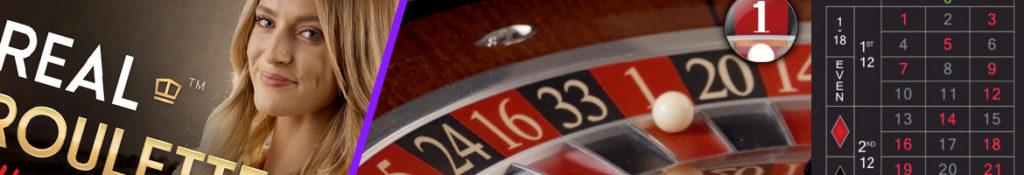 roulette live games