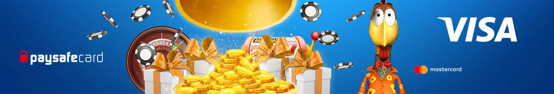 Gallo Casino Online Casino Games